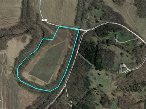 19 Acres Hwy V Cooper County : Wooldridge : Cooper County : Missouri