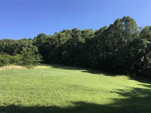This 50 Acres Has Hayfields And : Cushman : Independence County : Arkansas