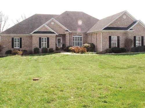 Auction - Luxury Home & Land : Bowling Green : Warren County : Kentucky