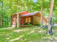 Buffalo River Cabin : Lobelville : Perry County : Tennessee