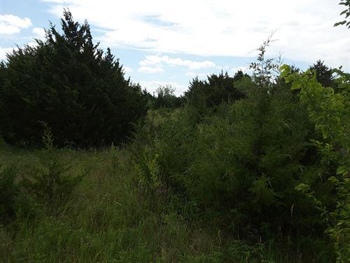 Pretty Lot In Kiowa Estates : Udall : Cowley County : Kansas