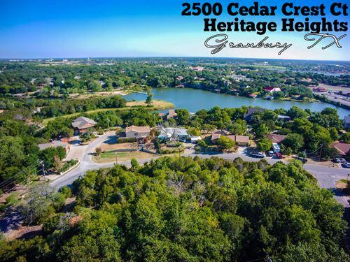 .22 Acres In Hood County : Granbury : Hood County : Texas