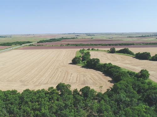 638 Acres Offered In Multiple Tract : Grandfield : Tillman County : Oklahoma