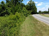 Hwy 42 Moncure Nc/Perfect Homesit : Moncure : Chatham County : North Carolina