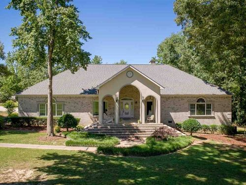Custom Built Home With Acreage : Cullman : Alabama