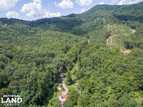Private Family Estate Land Near Try : Tryon : Polk County : North Carolina