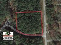 Reduced, 1.27 Acres of Residentia : Macon : Warren County : North Carolina