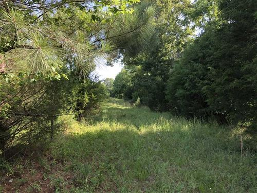 100 Wooded Acres Highway 16 Fron : Searcy : White County : Arkansas