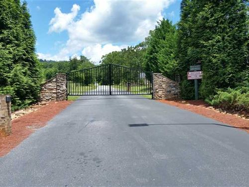 Lot 195 Yellowtop Mountain Estates : Bostic : Rutherford County : North Carolina