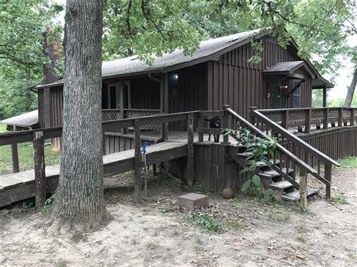 40 Acres Wooded Strawberry Ar.7246 : Strawberry : Sharp County : Arkansas