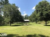 Horton Hill Lodge : Luray : Hampton County : South Carolina