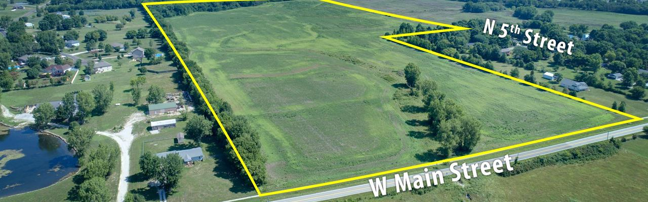 Land Auction 68 Acres 54 Tillable : Cleveland : Cass County : Missouri