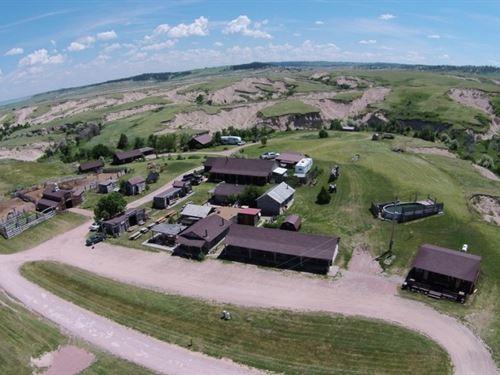High Plains Homestead : Crawford : Sioux County : Nebraska