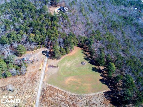 St. Clair Pine Mountain Homesite Tr : Springville : Saint Clair County : Alabama