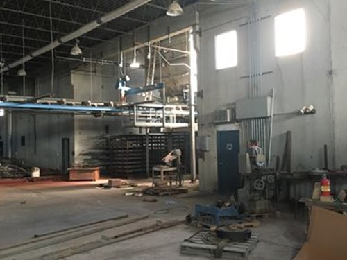 38,000 Sq Ft Industrial Building : Seneca : LaSalle County : Illinois