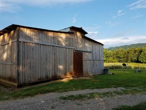 Gorgeous Piece With Mountain Views : Sneedville : Hancock County : Tennessee