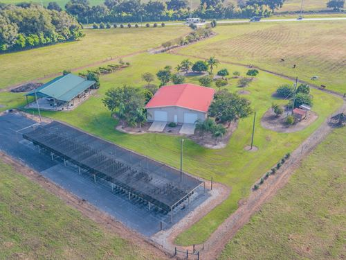 Palm Tree Farm/Industrial Site : Dade City : Pasco County : Florida