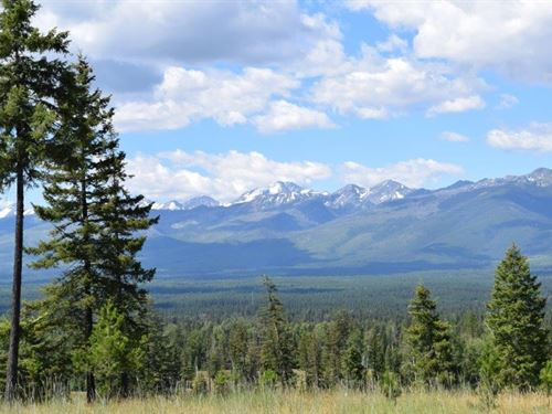 Antler Ridge Homesite 3 : Condon : Missoula County : Montana
