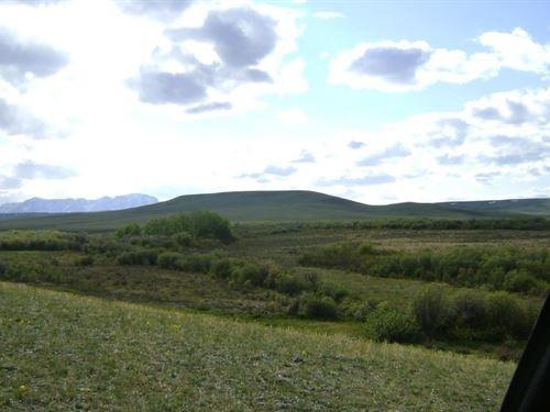 Greasewood Creek : Browning : Glacier County : Montana