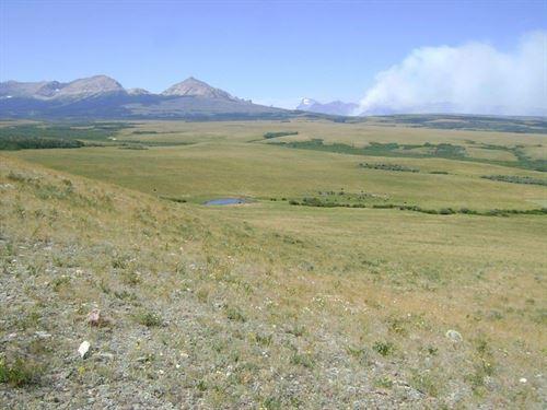 Milk River Retreat : Babb : Glacier County : Montana