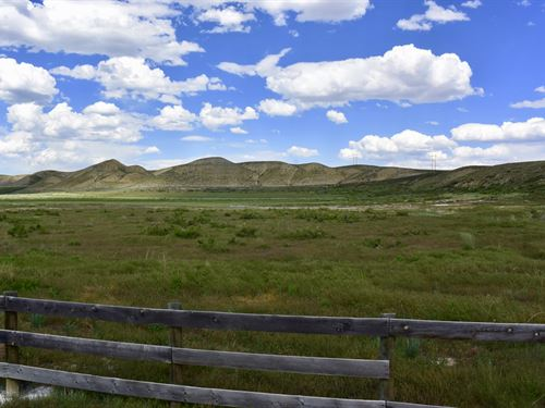 Valley Springs Country Lots : Lander : Fremont County : Wyoming