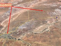 5 Acres Beneath The Stars : Holbrook : Navajo County : Arizona