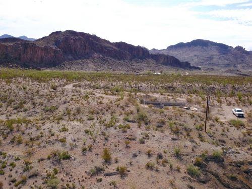 10 Surveyed Acres : Terlingua : Brewster County : Texas