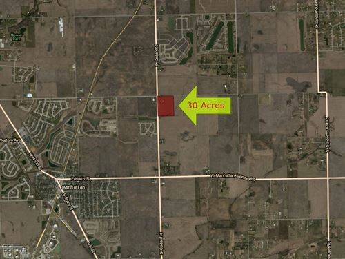 Cedar Road Commercial 28 Acres : Manhattan : Will County : Illinois