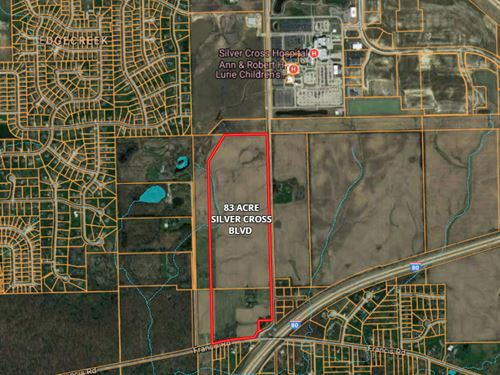 Silver Cross 83 Acres : New Lenox : Will County : Illinois