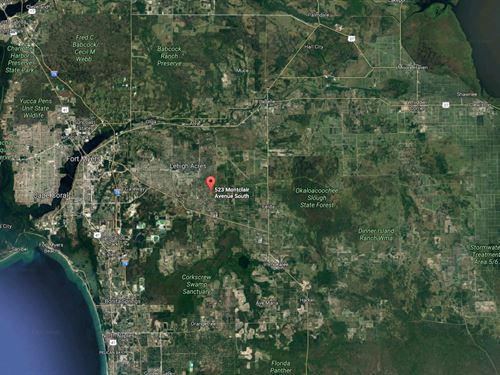 Lee County, Fl $50,000 Reduced : Lehigh Acres : Lee County : Florida