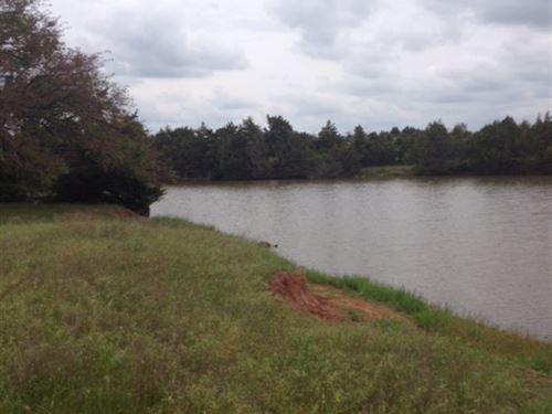 Cattle Ranch West Of Stillwater : Orlando : Logan County : Oklahoma