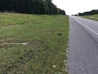Butler Hwy 84 South : Opp : Covington County : Alabama