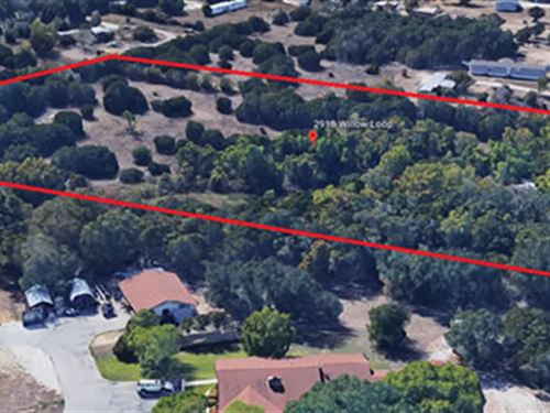 Prime Unrestricted Land - 4.4 Acres : Kempner : Coryell County : Texas
