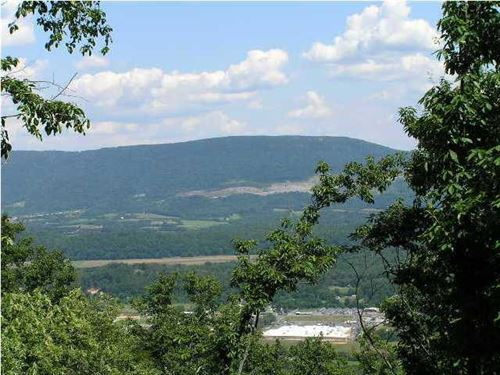 Wooded With Views : Dunlap : Sequatchie County : Tennessee
