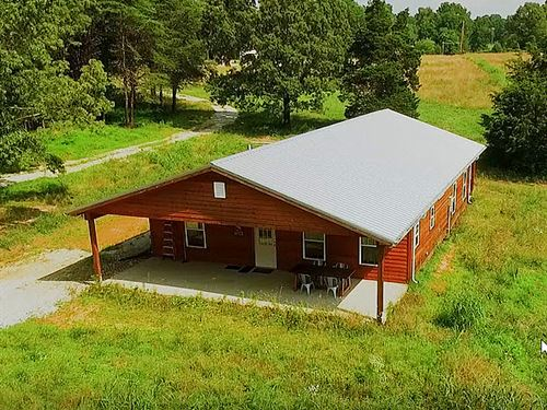 270 Acre Farm : Nunnelly : Hickman County : Tennessee
