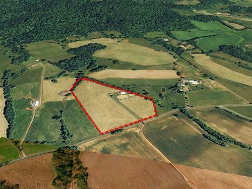 19 Acres Of Beautiful Fenced Land : Rapidan : Orange County : Virginia