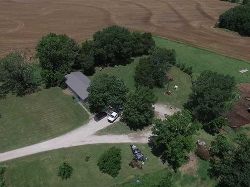 Price Reduction, Cute, Secluded : Neodesha : Wilson County : Kansas