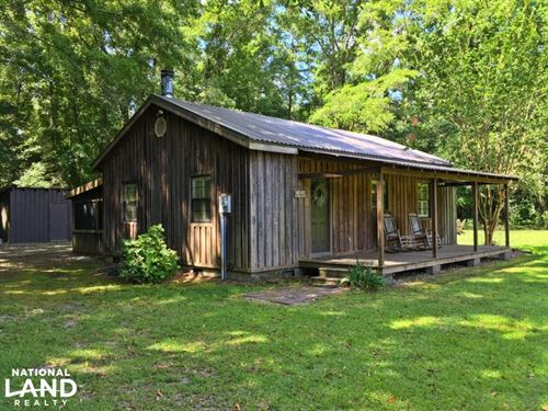 The Pea River Camp Retreat : Ariton : Dale County : Alabama