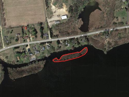 Private Island For Sale : Packwaukee : Marquette County : Wisconsin