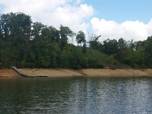 Building Lot On Douglas Lake : Dandridge : Jefferson County : Tennessee