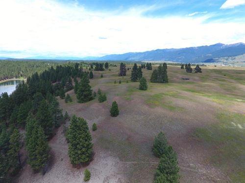 Airport Road Ranch : Eureka : Lincoln County : Montana
