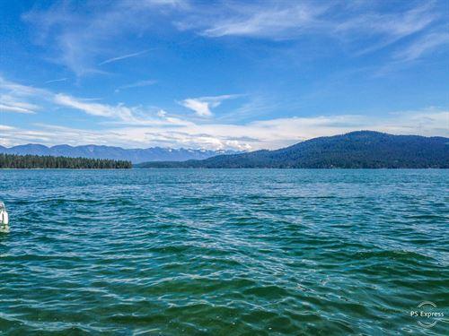 Wild Horse Island : Dayton : Flathead County : Montana