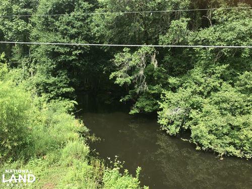 Salkehatchie River Recreational Hom : Barnwell : South Carolina