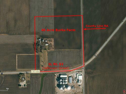 Burke 40 Acres : Minooka : Kendall County : Illinois