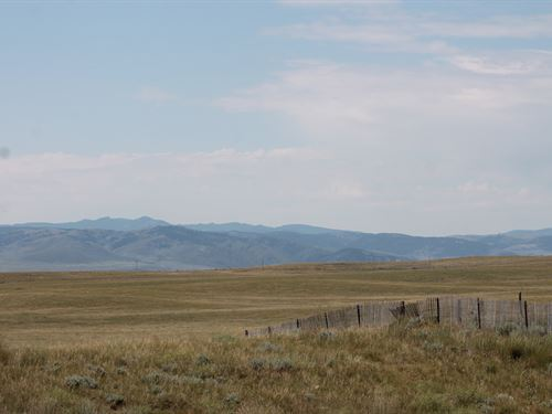 Roundup Road Pasture : Rolling Hills : Converse County : Wyoming