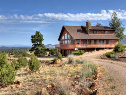 Western Skies Ranch : Westcliffe : Custer County : Colorado