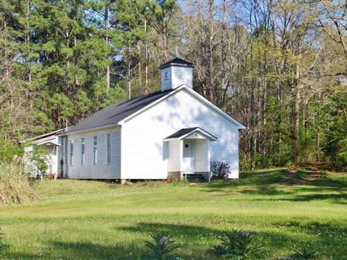 Church/Camp/Weekend Getaway For Sal : Crosby : Wilkinson County : Mississippi