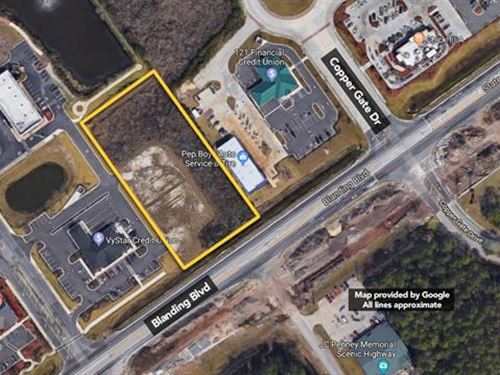 Approximately 2.01 Acres Vacant : Middleburg : Clay County : Florida