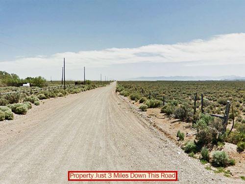 2 Acre Southern Utah Parcel : Beryl : Iron County : Utah