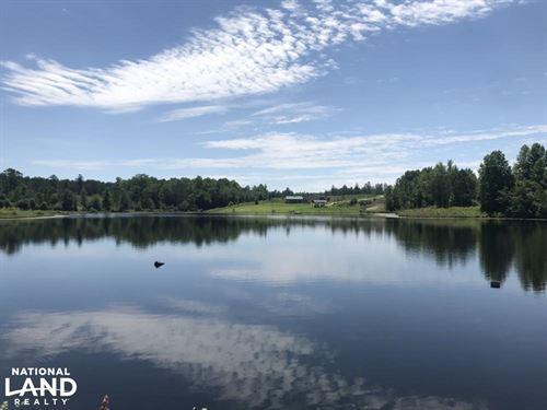 Ellerbe Grove Sportsman Retreat : Rockingham : Richmond County : North Carolina